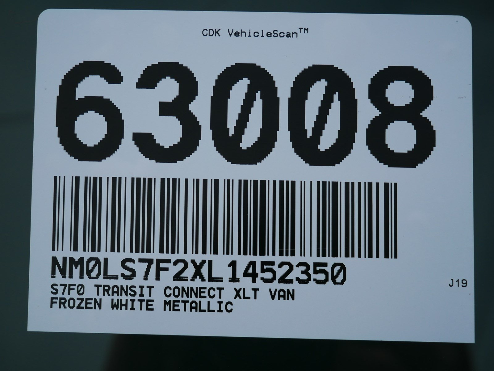 2020 Ford Transit Connect, Empty Cargo Van #63008 - photo 32