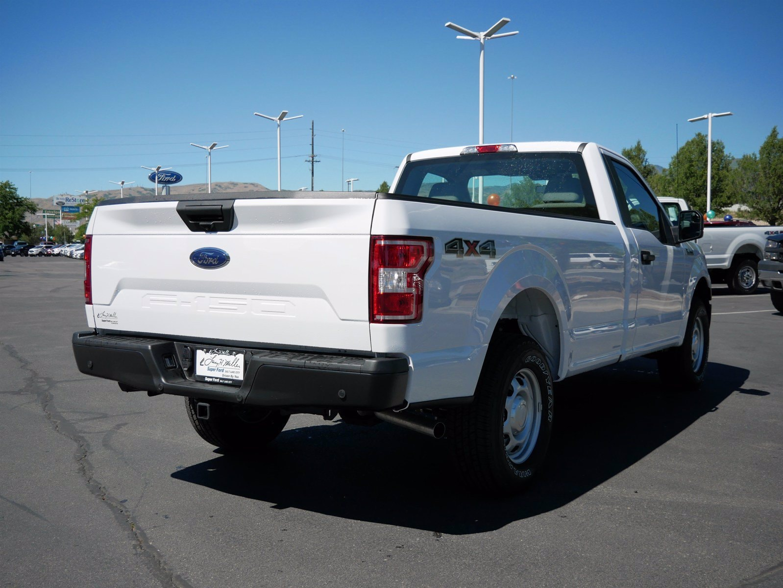2020 Ford F-150 Regular Cab 4x4, Pickup #63042 - photo 2