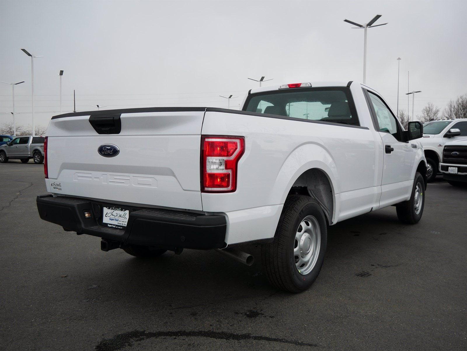 2020 Ford F-150 Regular Cab 4x2, Pickup #63088 - photo 1