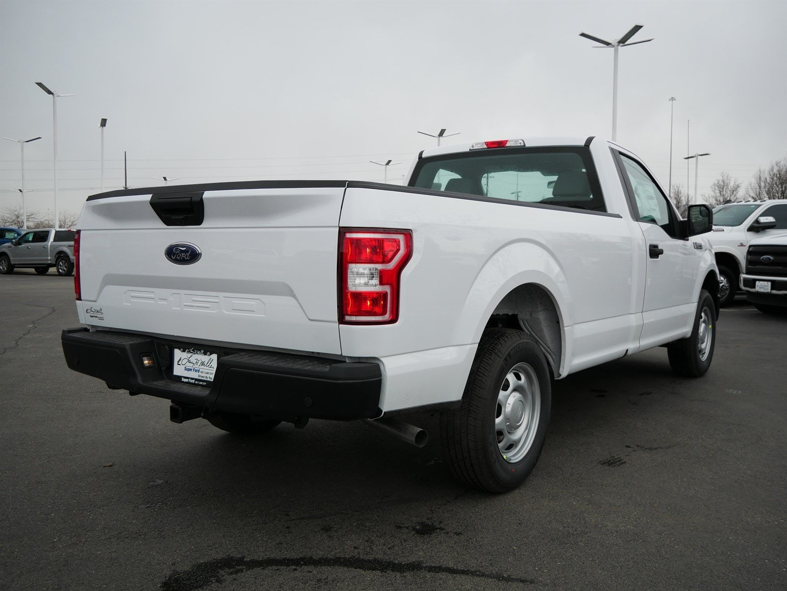 2020 Ford F-150 Regular Cab 4x2, Pickup #63088 - photo 2