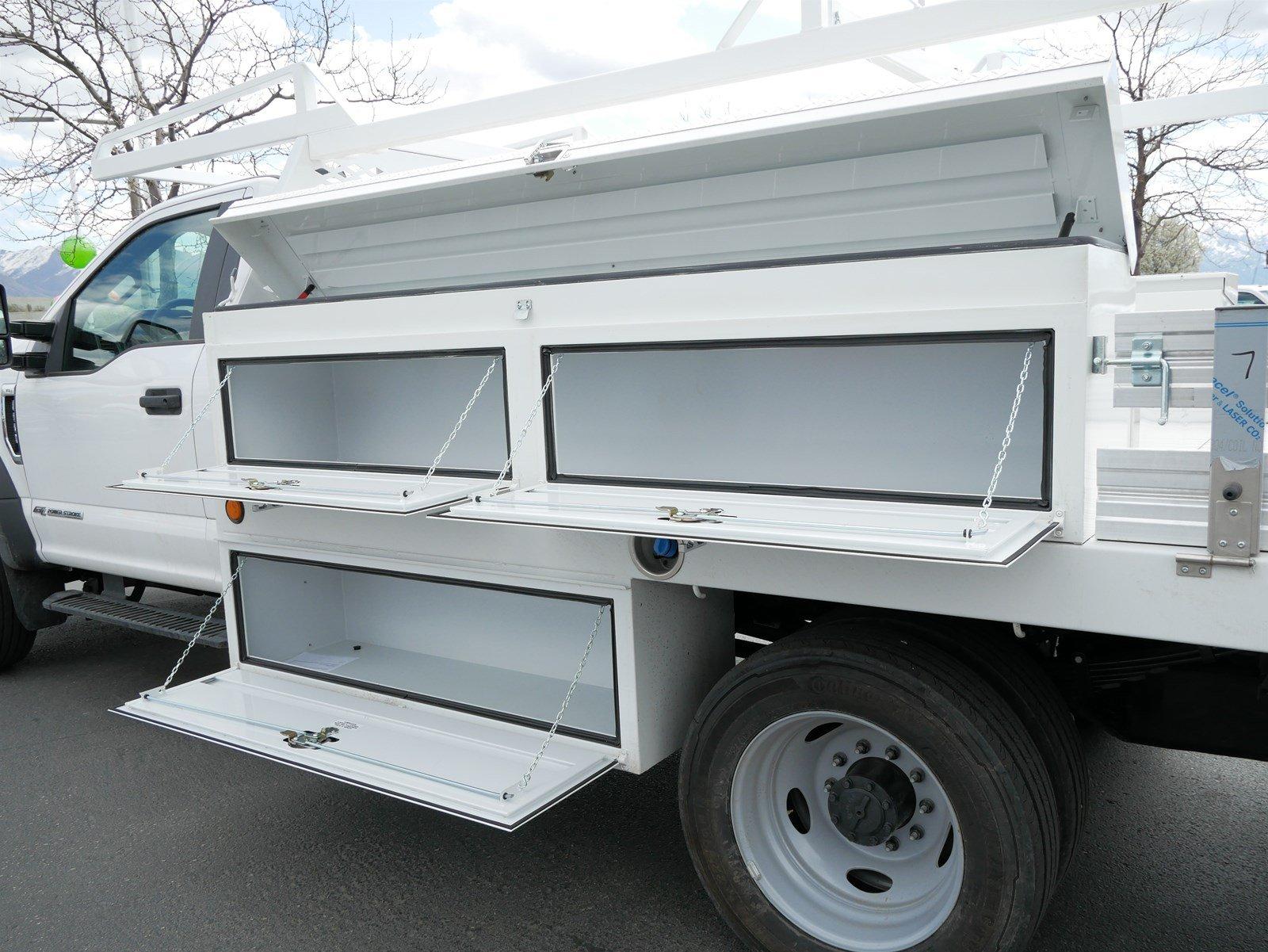 2020 F-550 Regular Cab DRW 4x4, Scelzi CTFB Contractor Body #63090 - photo 24