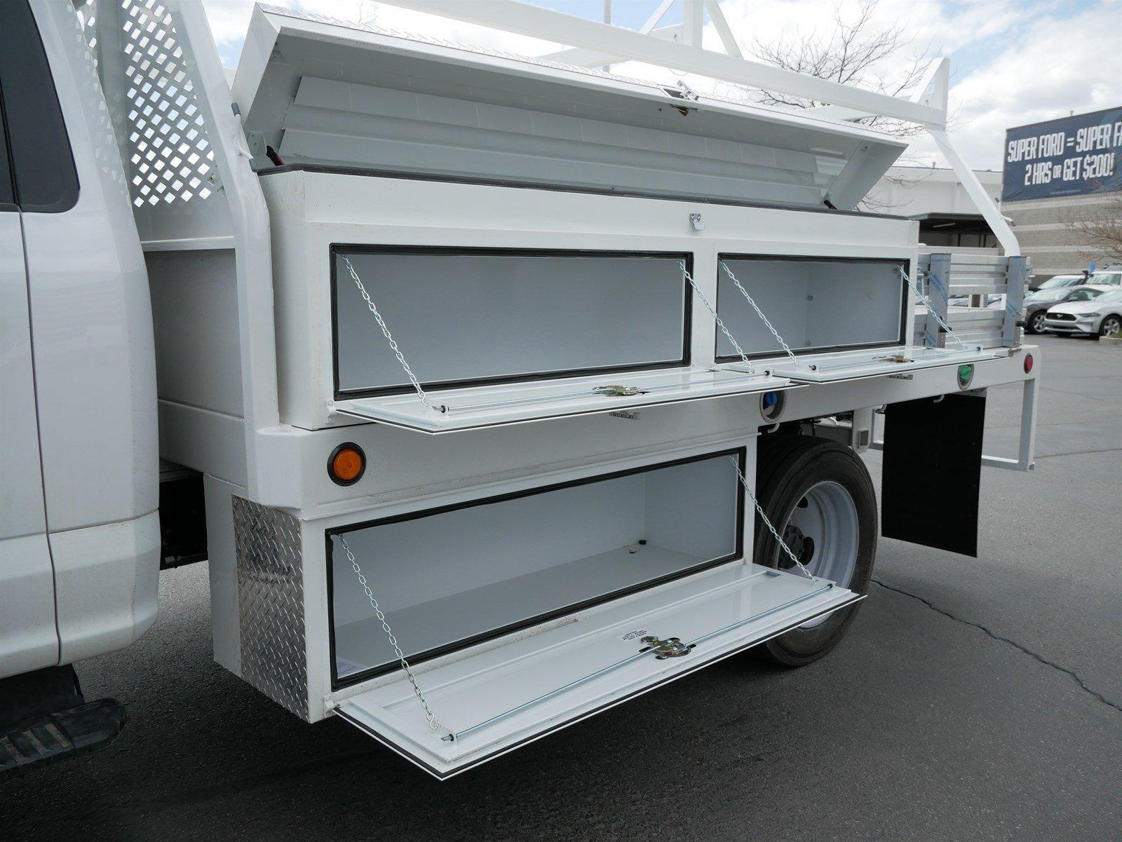 2020 F-550 Regular Cab DRW 4x4, Scelzi CTFB Contractor Body #63090 - photo 26