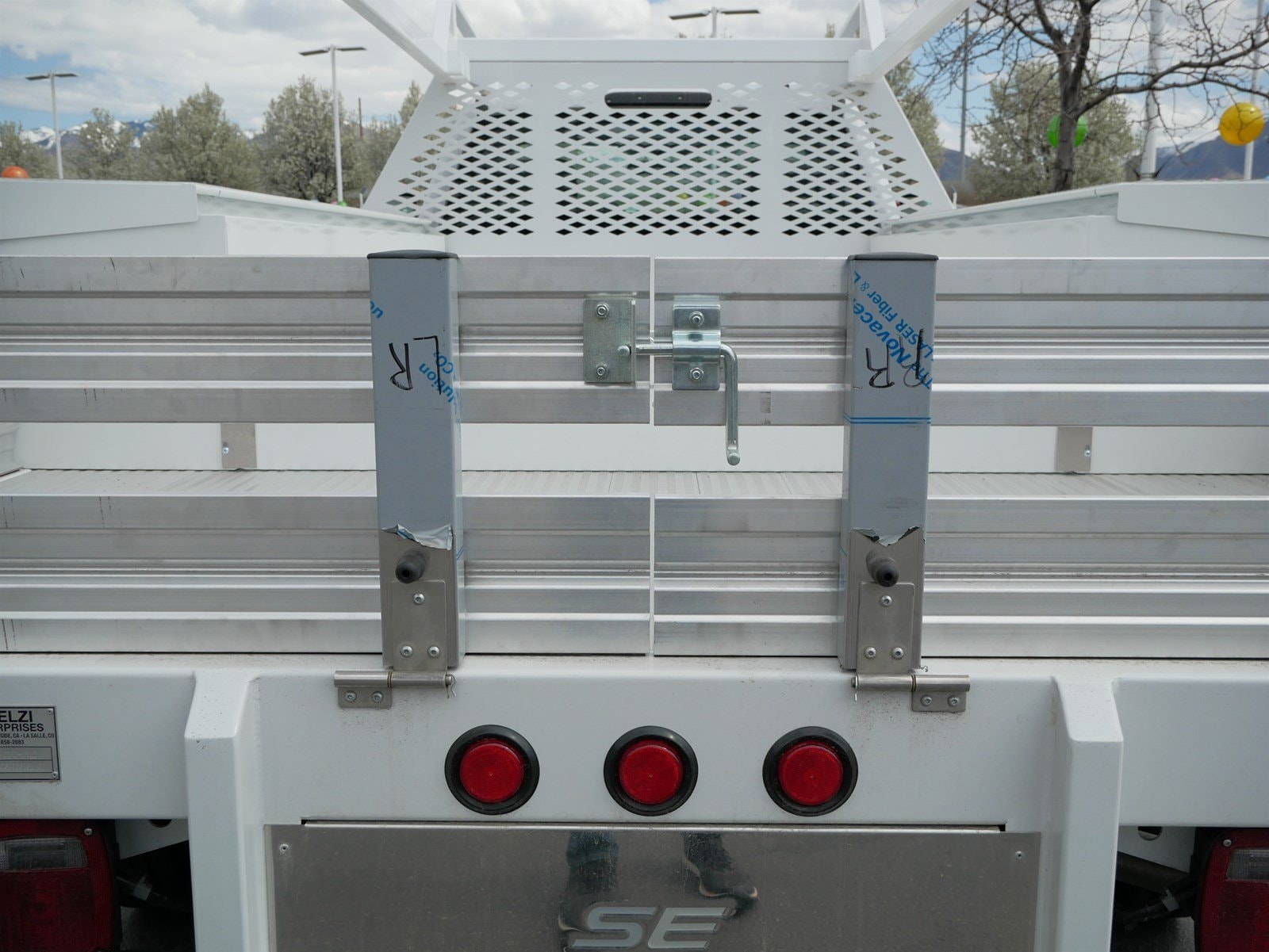 2020 F-550 Regular Cab DRW 4x4, Scelzi CTFB Contractor Body #63090 - photo 28