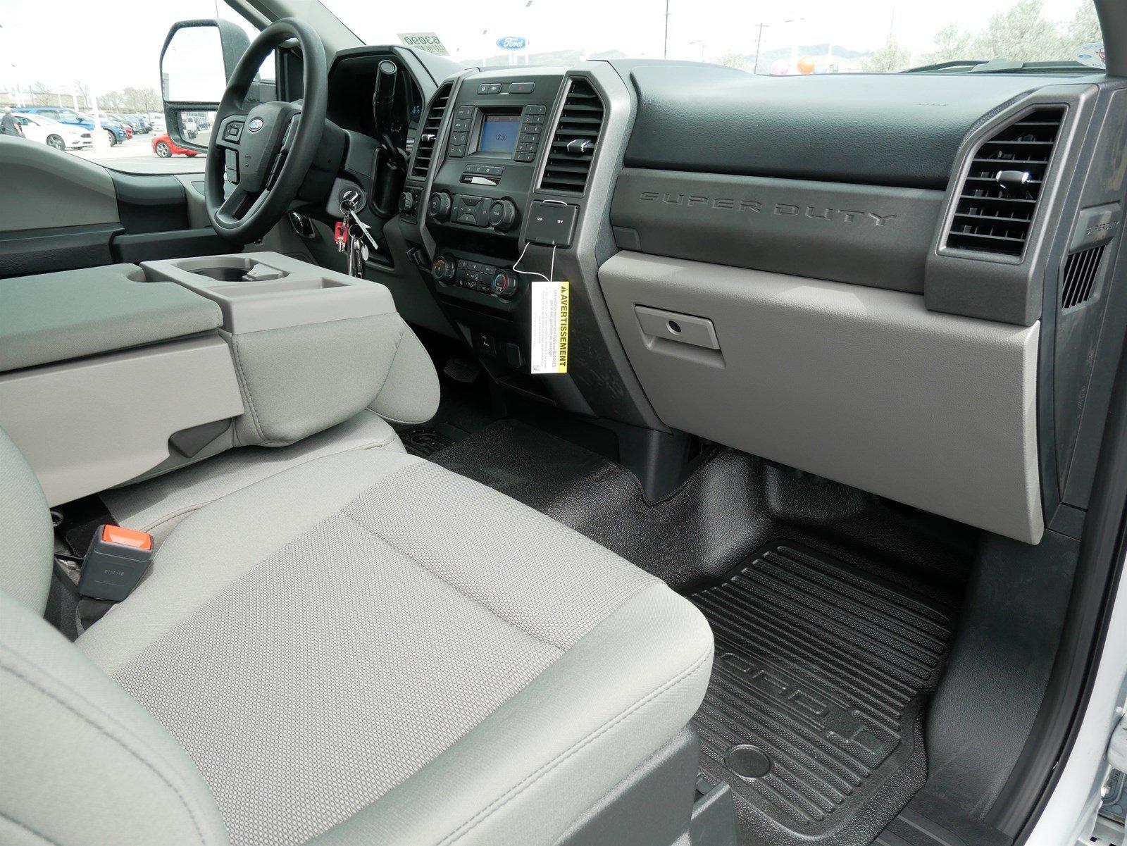 2020 F-550 Regular Cab DRW 4x4, Scelzi CTFB Contractor Body #63090 - photo 31
