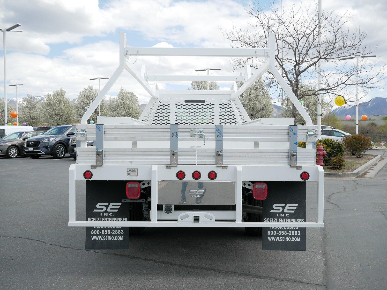 2020 F-550 Regular Cab DRW 4x4, Scelzi CTFB Contractor Body #63090 - photo 9
