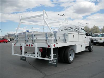 2020 F-550 Regular Cab DRW 4x4, Scelzi CTFB Contractor Body #63090 - photo 2