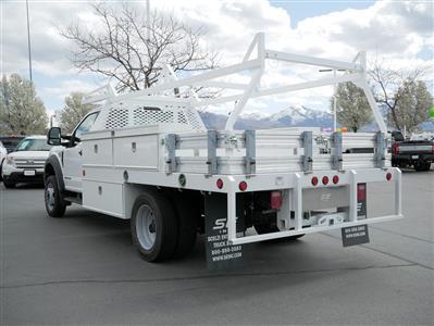 2020 F-550 Regular Cab DRW 4x4, Scelzi CTFB Contractor Body #63090 - photo 10