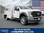 2020 F-550 Regular Cab DRW 4x4, Scelzi CTFB Contractor Body #63090 - photo 1