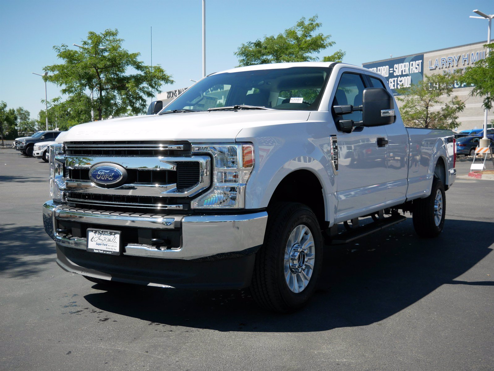 2020 Ford F-250 Super Cab 4x4, Pickup #63106 - photo 9