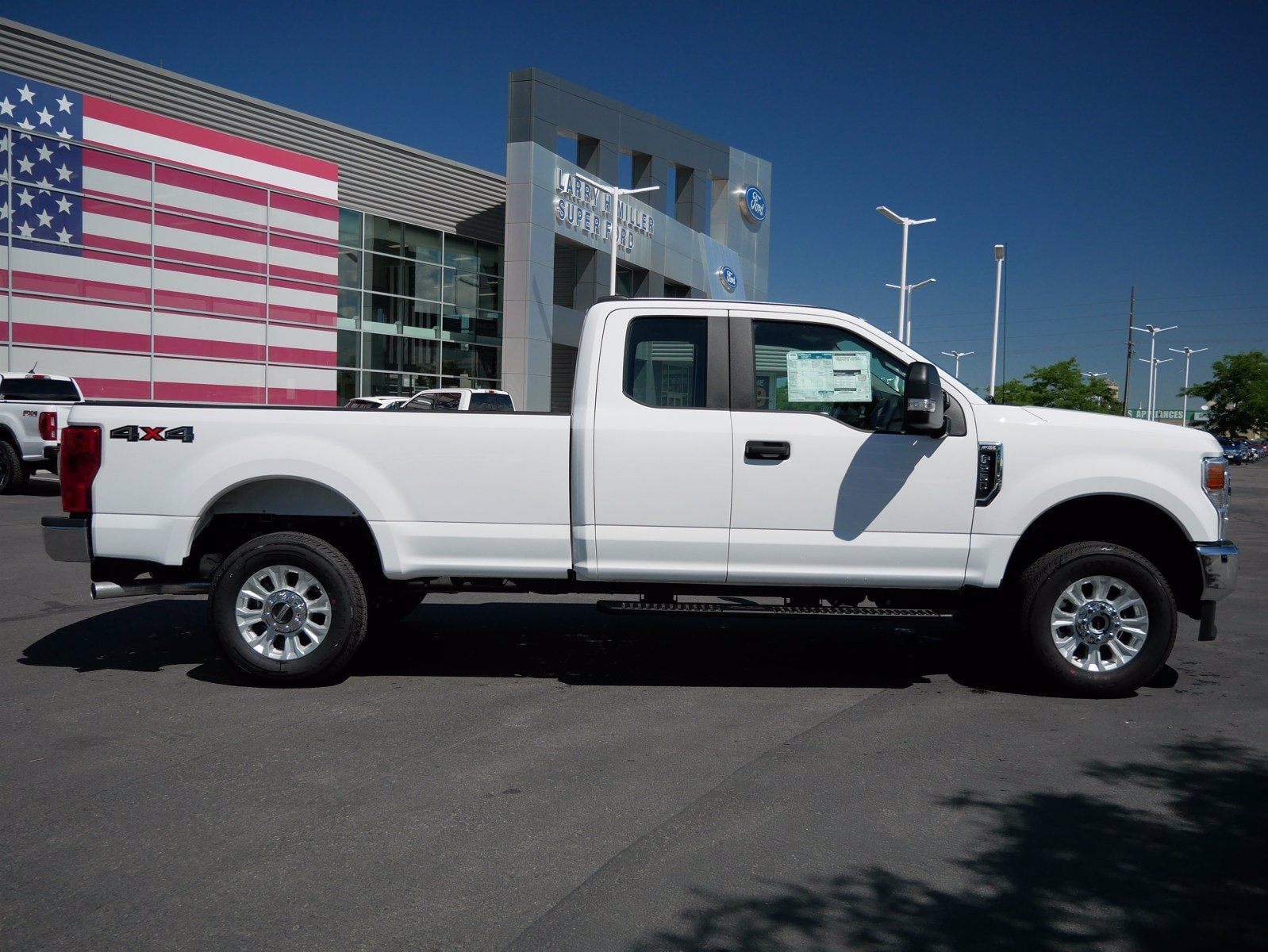 2020 Ford F-250 Super Cab 4x4, Pickup #63106 - photo 3