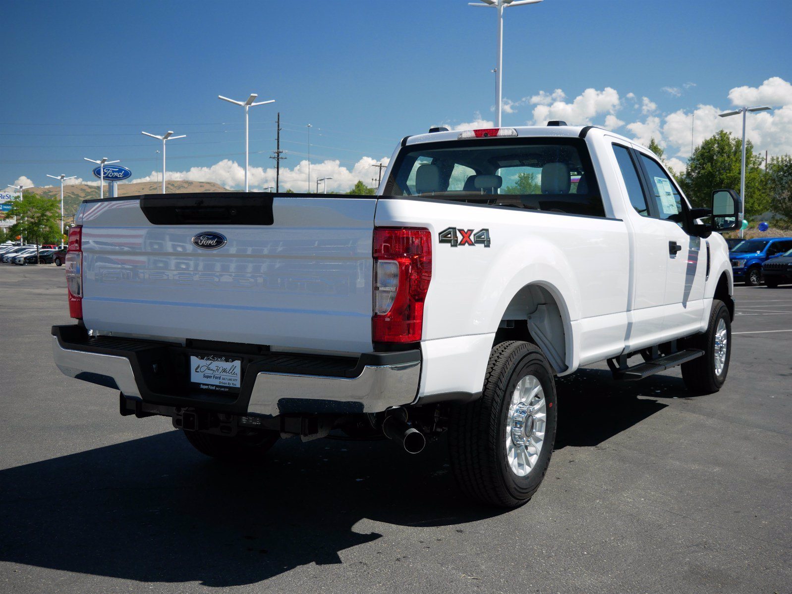 2020 Ford F-250 Super Cab 4x4, Pickup #63106 - photo 2