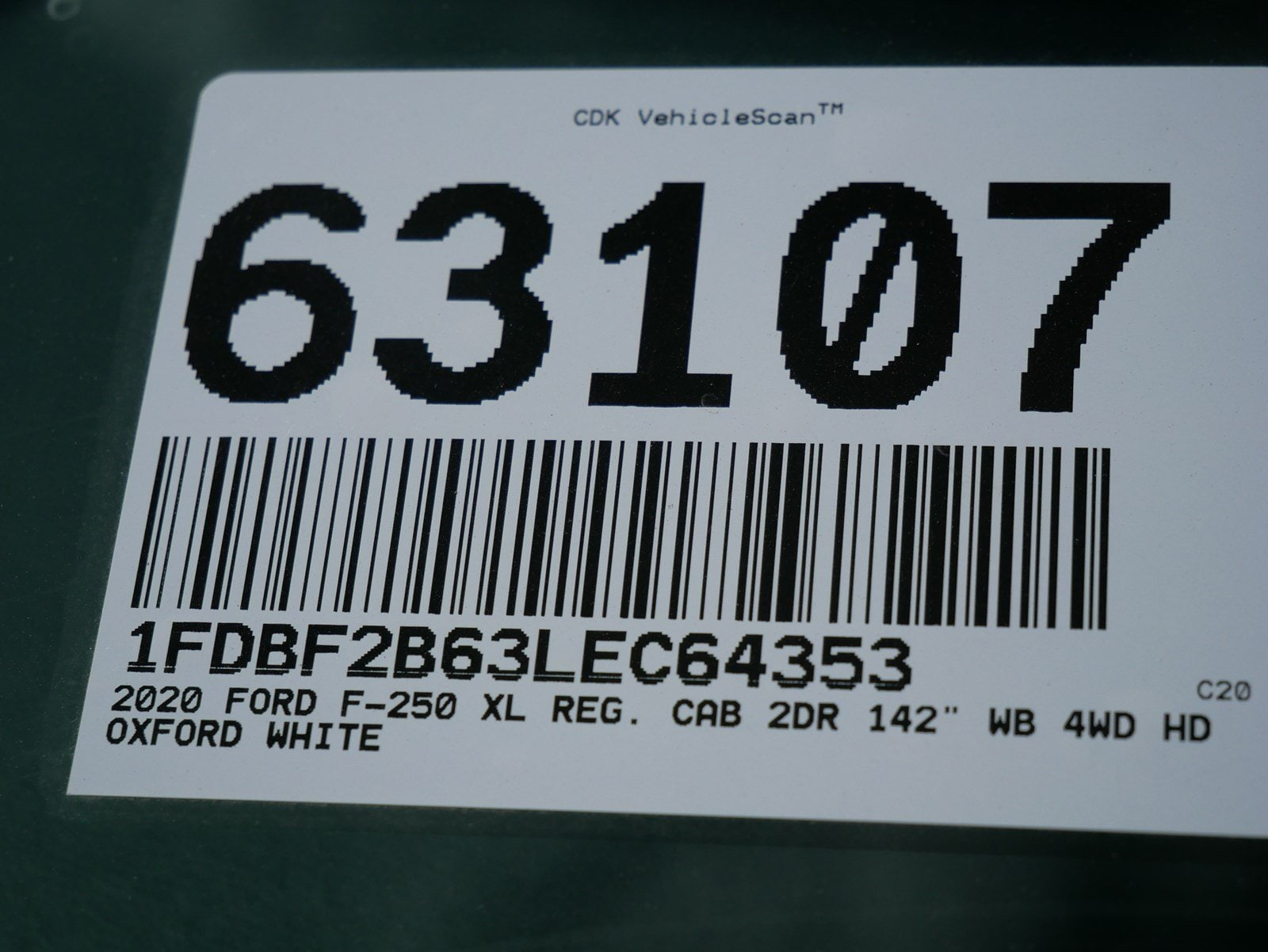 2020 F-250 Regular Cab 4x4, Scelzi Signature Service Body #63107 - photo 32