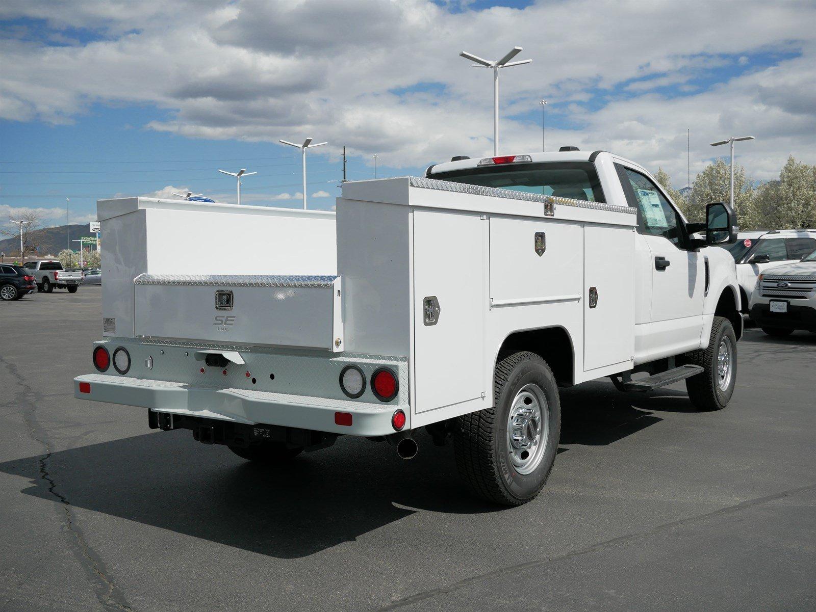2020 F-250 Regular Cab 4x4, Scelzi Service Body #63107 - photo 1