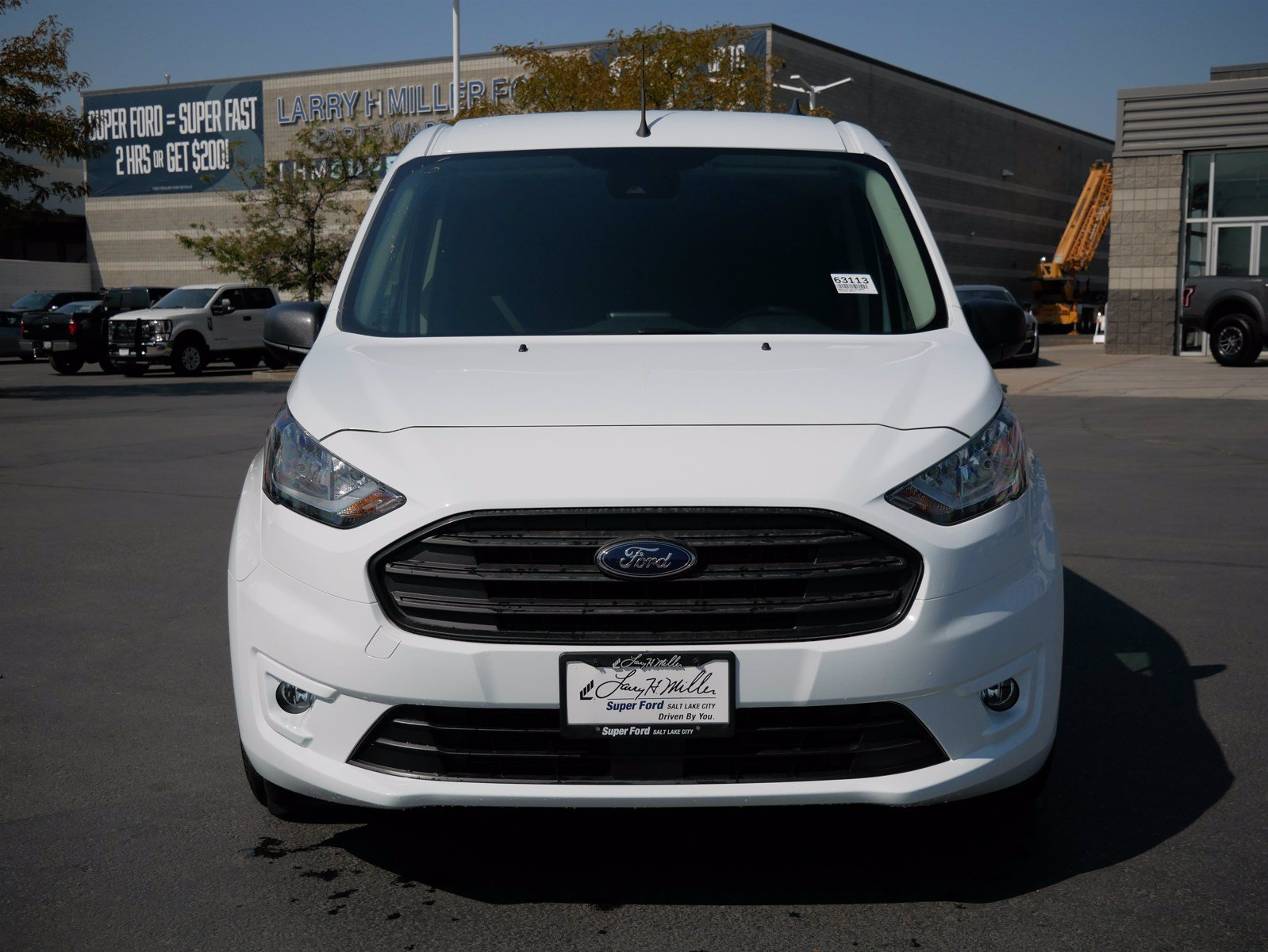 2020 Ford Transit Connect FWD, Empty Cargo Van #63113 - photo 11