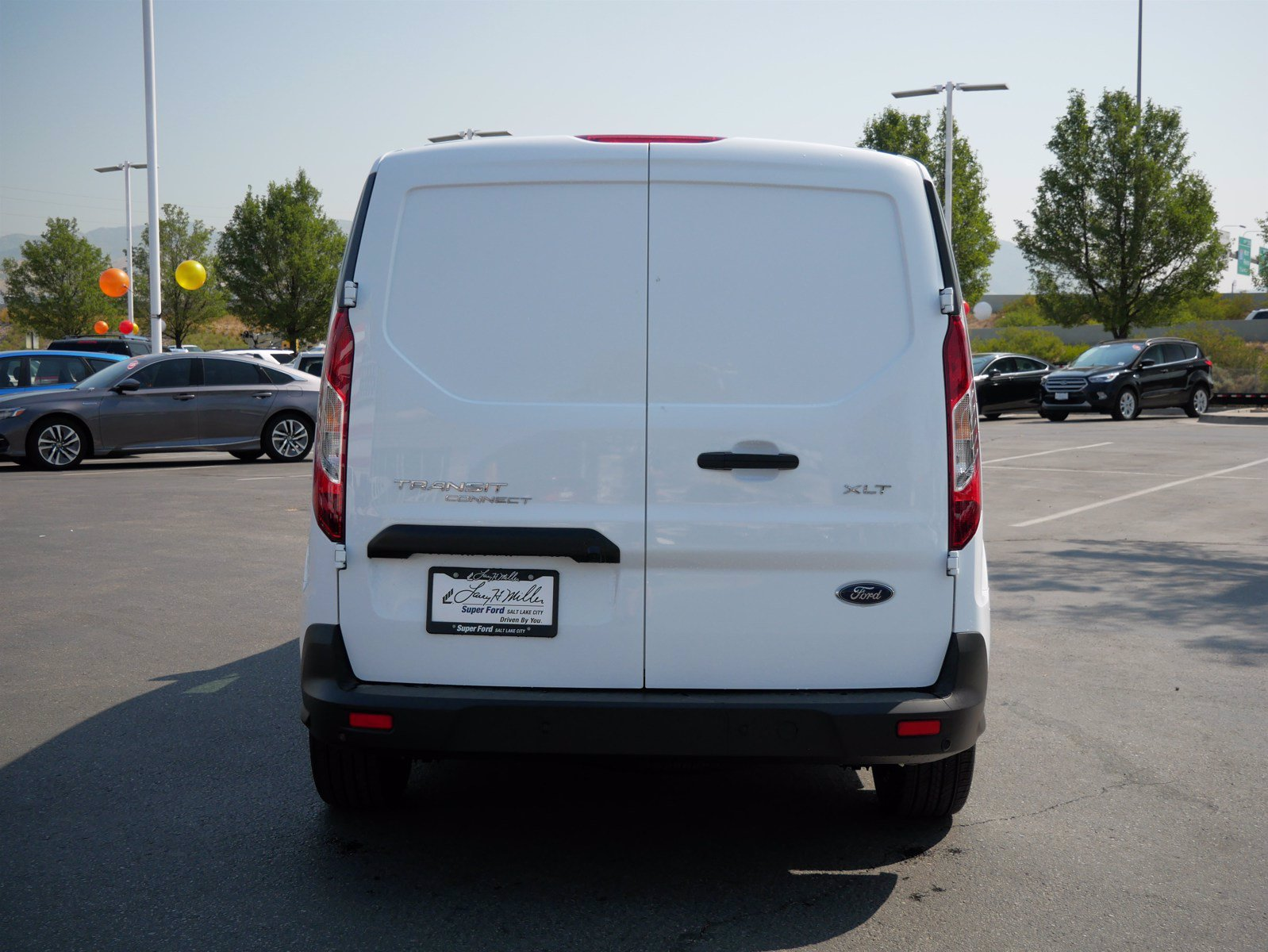 2020 Ford Transit Connect FWD, Empty Cargo Van #63113 - photo 7