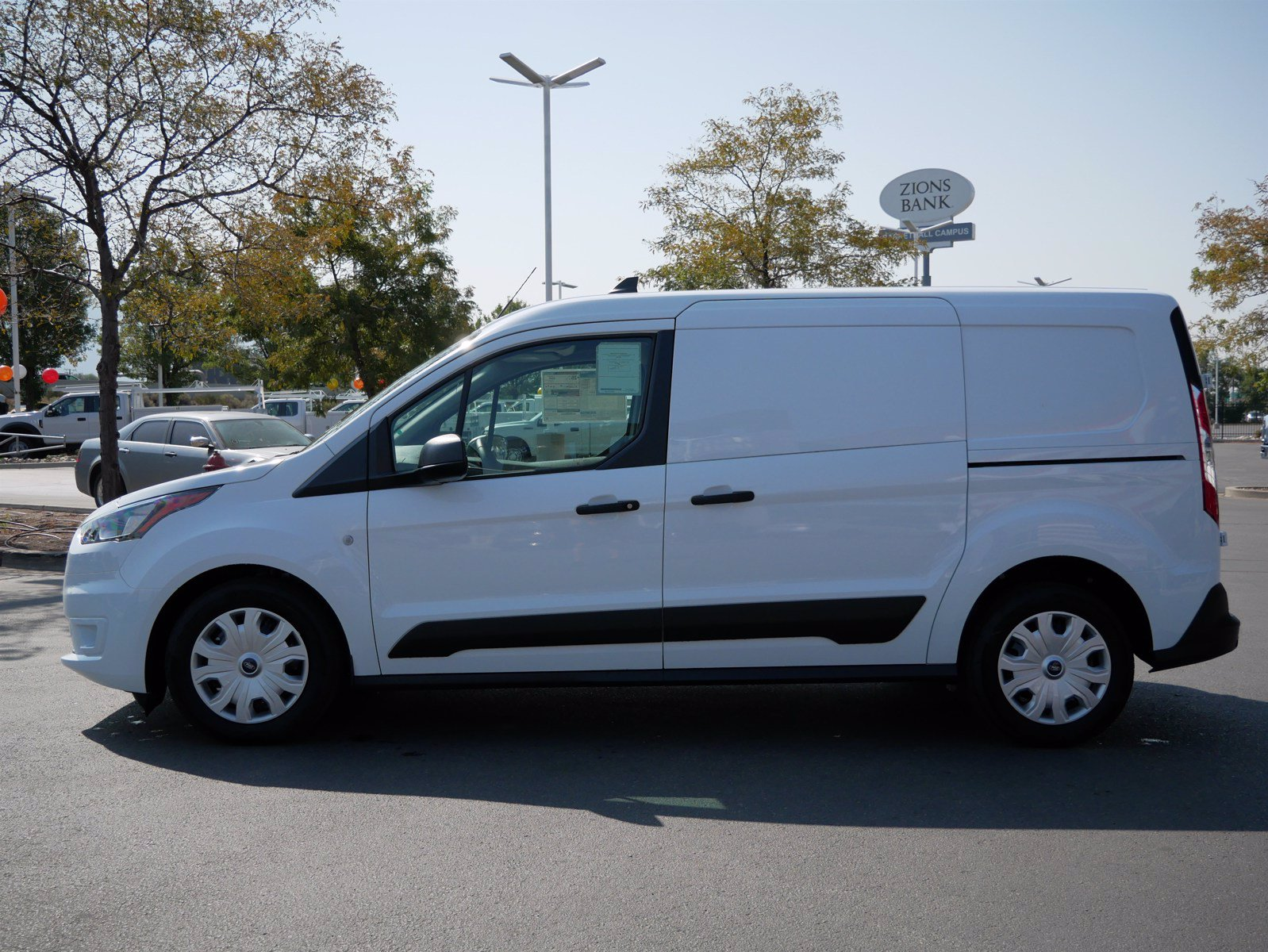 2020 Ford Transit Connect FWD, Empty Cargo Van #63113 - photo 9