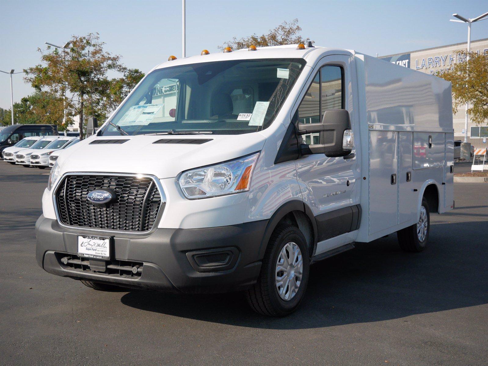 2020 Ford Transit 350 RWD, Knapheide KUV Service Utility Van #63132 - photo 9