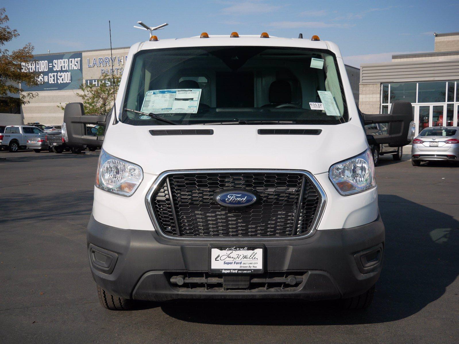 2020 Ford Transit 350 RWD, Knapheide KUV Service Utility Van #63132 - photo 10