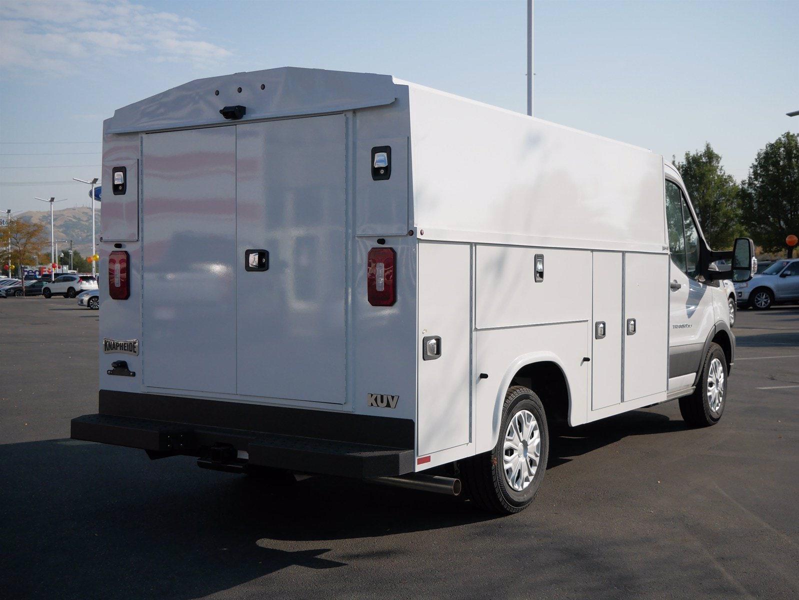 2020 Ford Transit 350 RWD, Knapheide Service Utility Van #63132 - photo 1