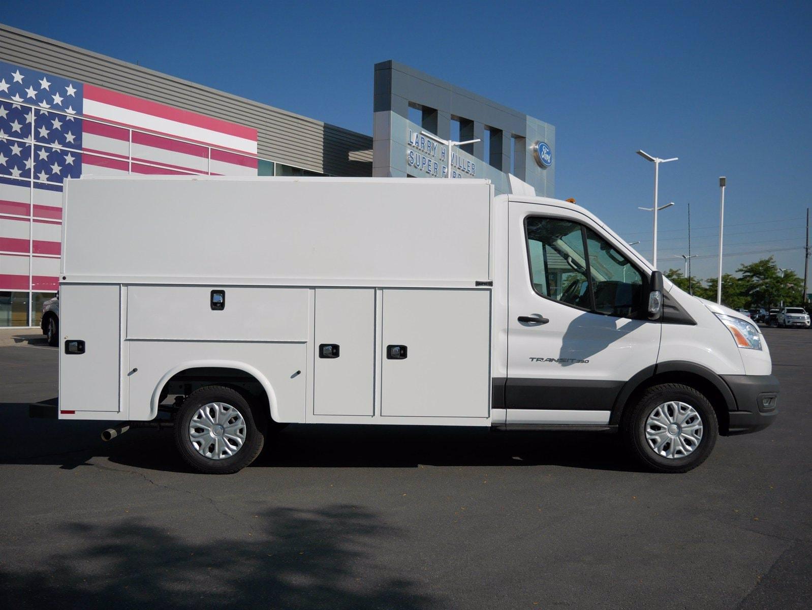 2020 Ford Transit 350 RWD, Knapheide KUV Service Utility Van #63133 - photo 3