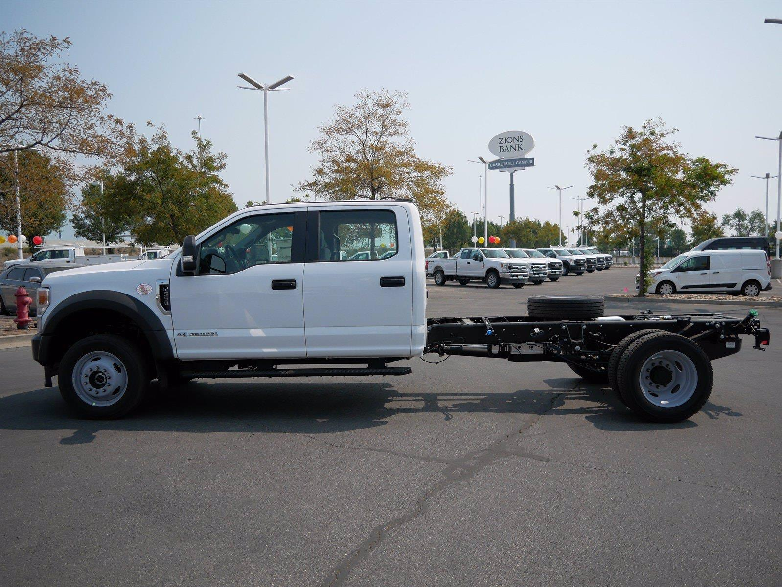 2020 Ford F-550 Crew Cab DRW 4x4, Cab Chassis #63162 - photo 8