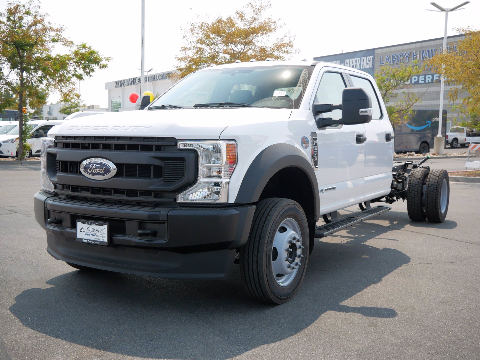 2020 Ford F-550 Crew Cab DRW 4x4, Cab Chassis #63162 - photo 9