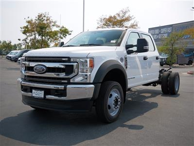 2020 Ford F-550 Crew Cab DRW 4x4, Cab Chassis #63163 - photo 9
