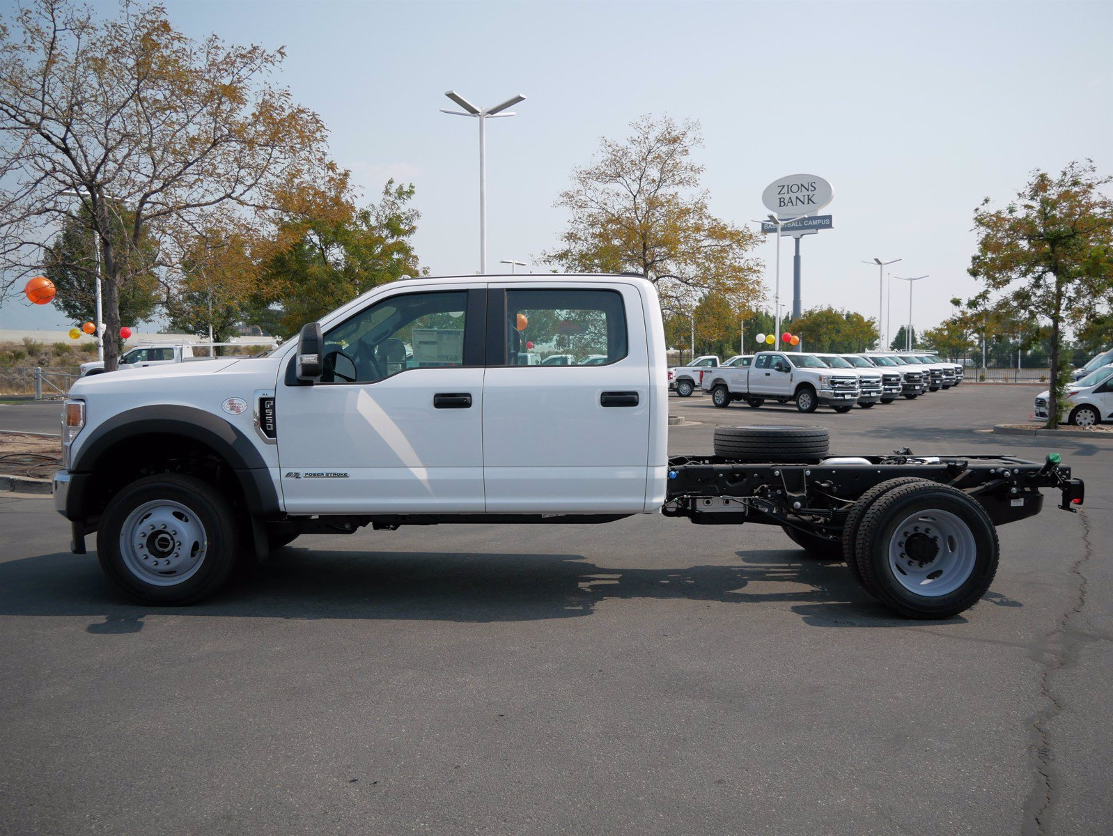 2020 Ford F-550 Crew Cab DRW 4x4, Cab Chassis #63169 - photo 8