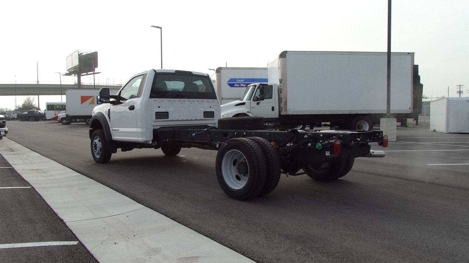 2017 F-450 Regular Cab DRW 4x4,  Cab Chassis #67122 - photo 5