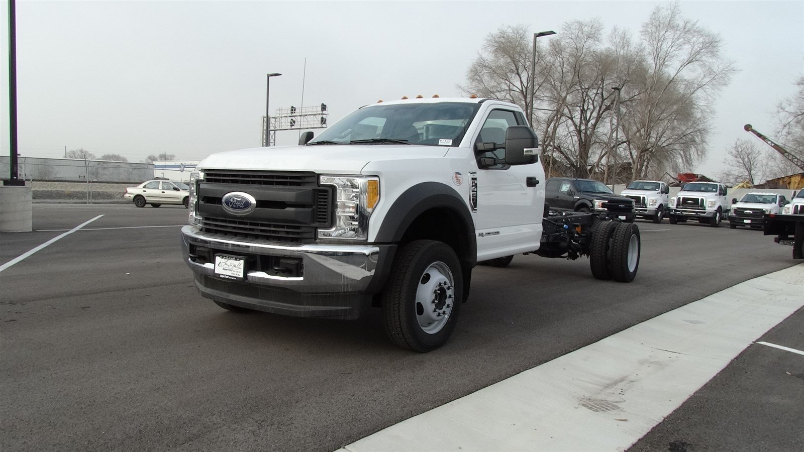 2017 F-450 Regular Cab DRW 4x4,  Cab Chassis #67122 - photo 7