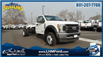 2017 F-450 Regular Cab DRW 4x4,  Cab Chassis #67122 - photo 1