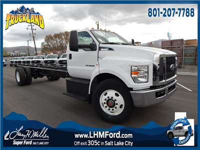 2017 F-750 Regular Cab,  Cab Chassis #67380 - photo 1