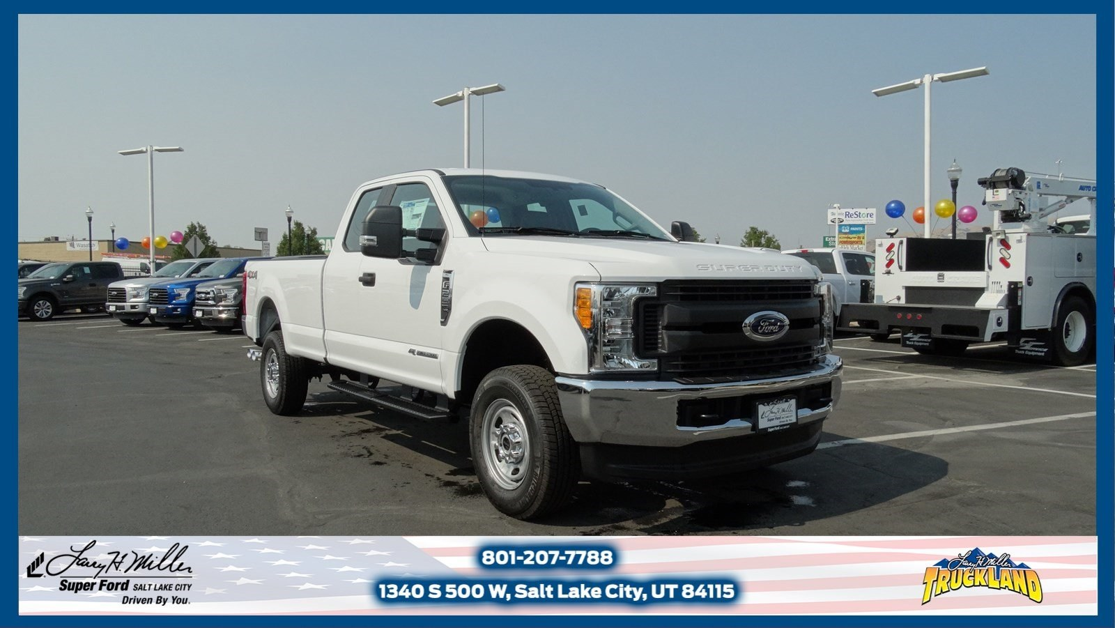 2017 F-250 Super Cab 4x4,  Pickup #67500 - photo 1