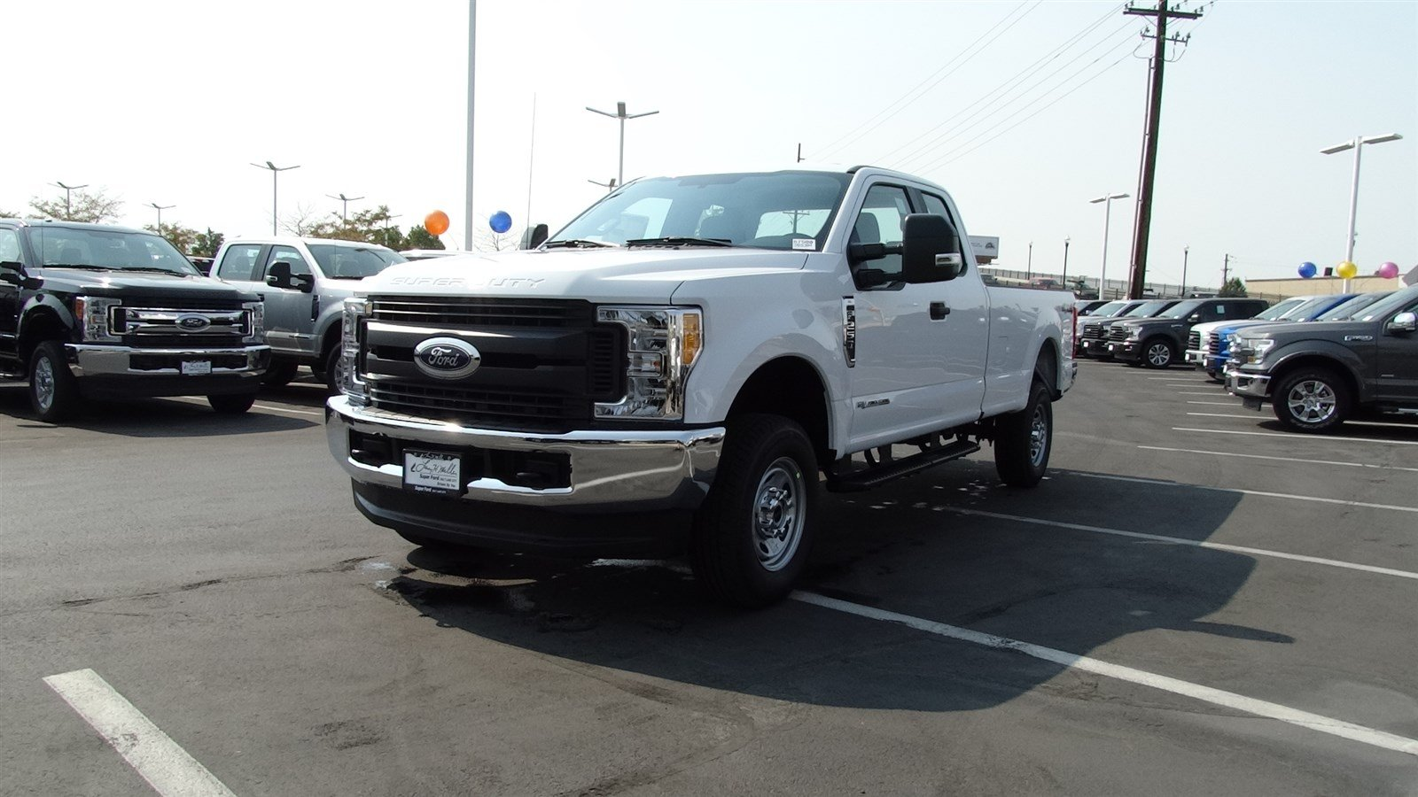 2017 F-250 Super Cab 4x4,  Pickup #67500 - photo 7