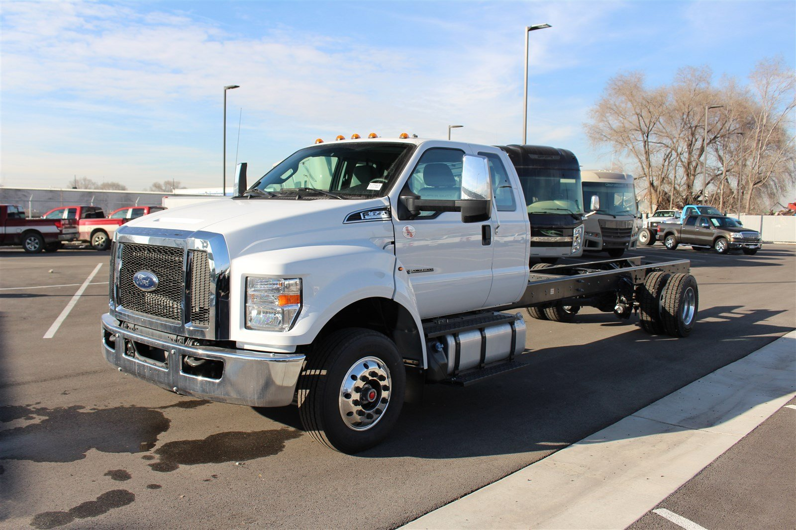 2017 F-650 Super Cab DRW,  Cab Chassis #67561 - photo 7
