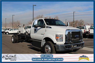 2017 F-650 Super Cab DRW,  Cab Chassis #67561 - photo 1