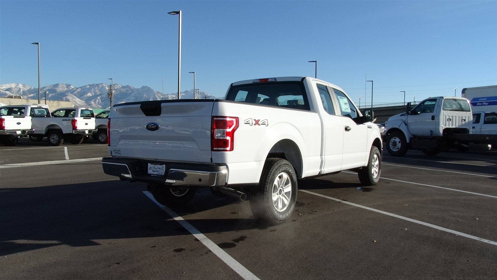 2018 F-150 Super Cab 4x4,  Pickup #68018 - photo 2