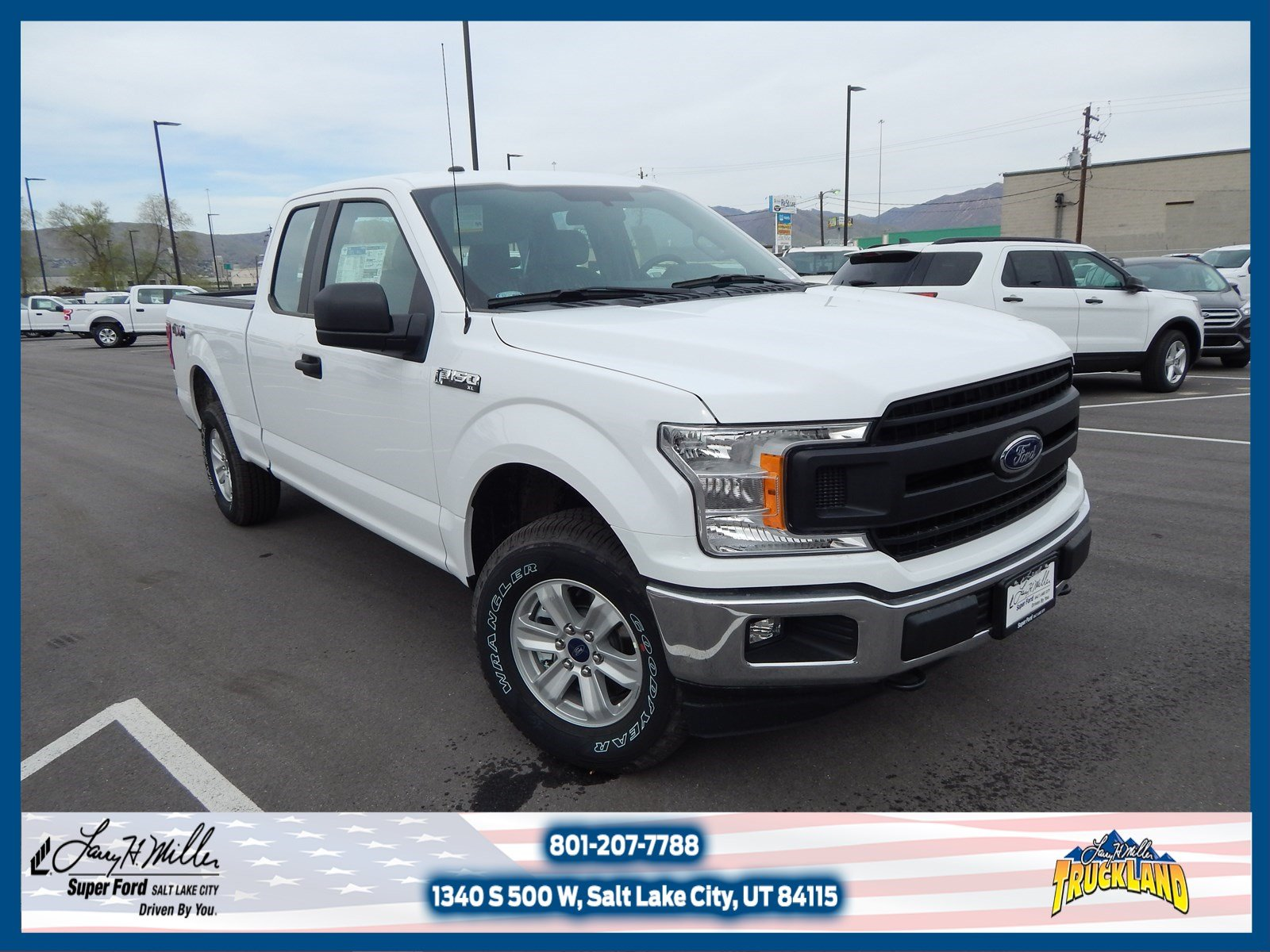2018 F-150 Super Cab 4x4,  Pickup #68102 - photo 1