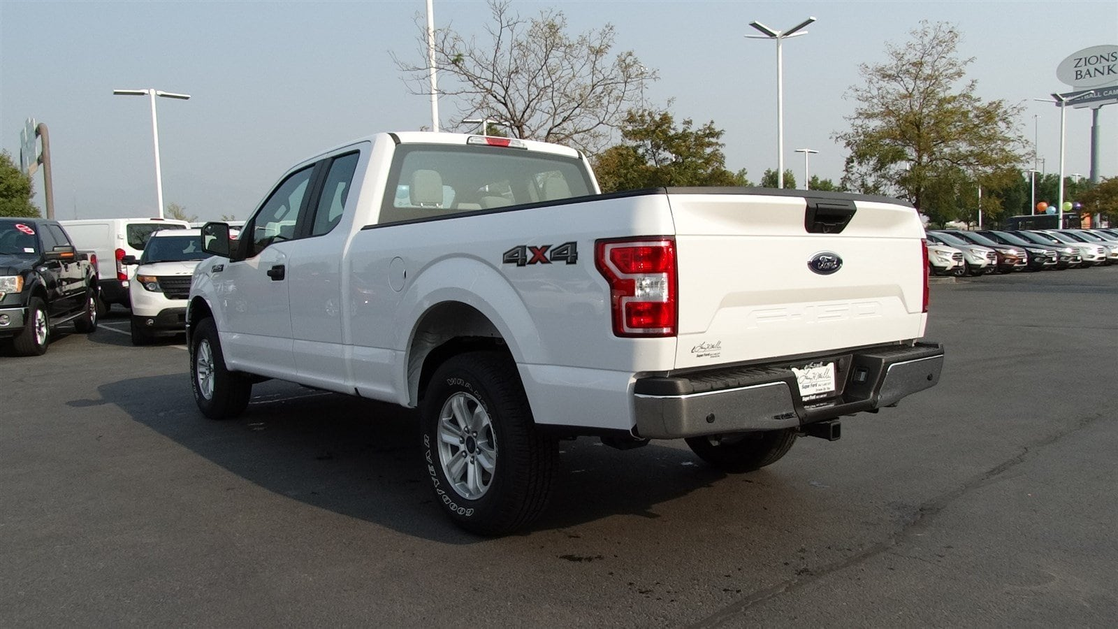 2018 F-150 Super Cab 4x4,  Pickup #68119 - photo 5