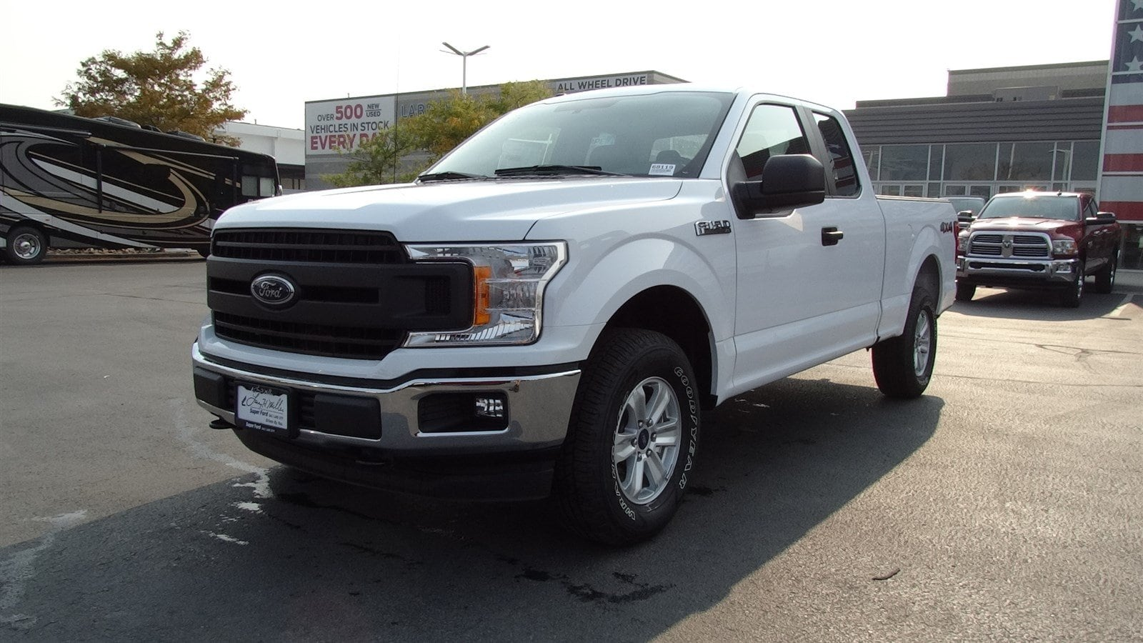 2018 F-150 Super Cab 4x4,  Pickup #68119 - photo 7