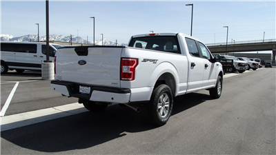2018 F-150 SuperCrew Cab 4x4,  Pickup #68128 - photo 2