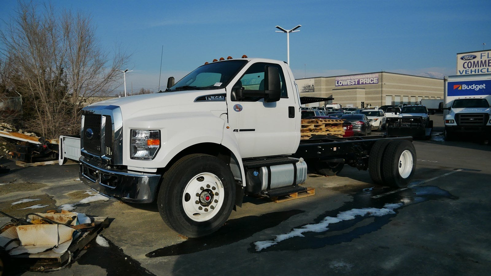 2018 F-650 Regular Cab DRW 4x2,  Cab Chassis #68142 - photo 5