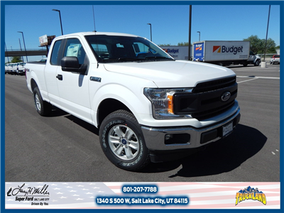 2018 F-150 Super Cab 4x4,  Pickup #68164 - photo 1