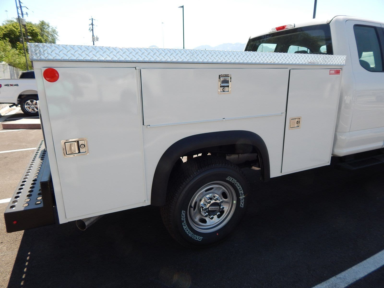 2018 F-250 Super Cab 4x4,  Monroe MSS II Deluxe Service Body #68184 - photo 16