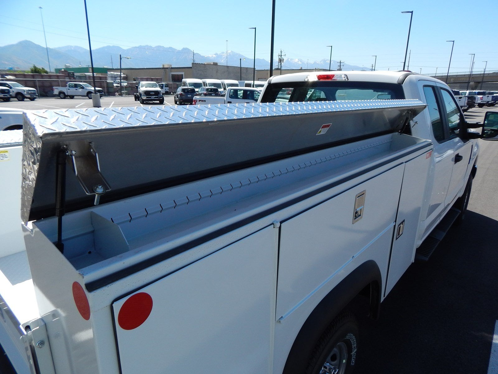 2018 F-250 Super Cab 4x4,  Monroe Service Body #68184 - photo 19