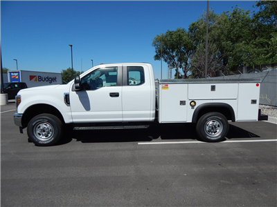 2018 F-250 Super Cab 4x4,  Monroe MSS II Deluxe Service Body #68184 - photo 5