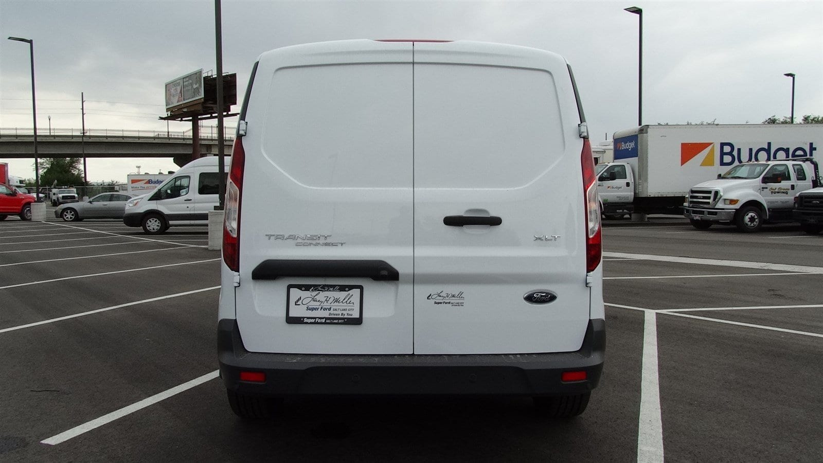 2018 Transit Connect 4x2,  Empty Cargo Van #68201 - photo 5