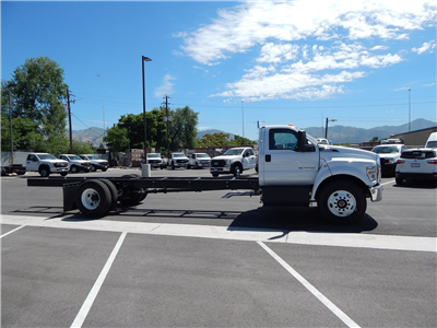 2018 F-650 Regular Cab DRW 4x2,  Cab Chassis #68215 - photo 5