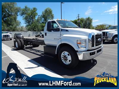 2018 F-650 Regular Cab DRW 4x2,  Cab Chassis #68215 - photo 1