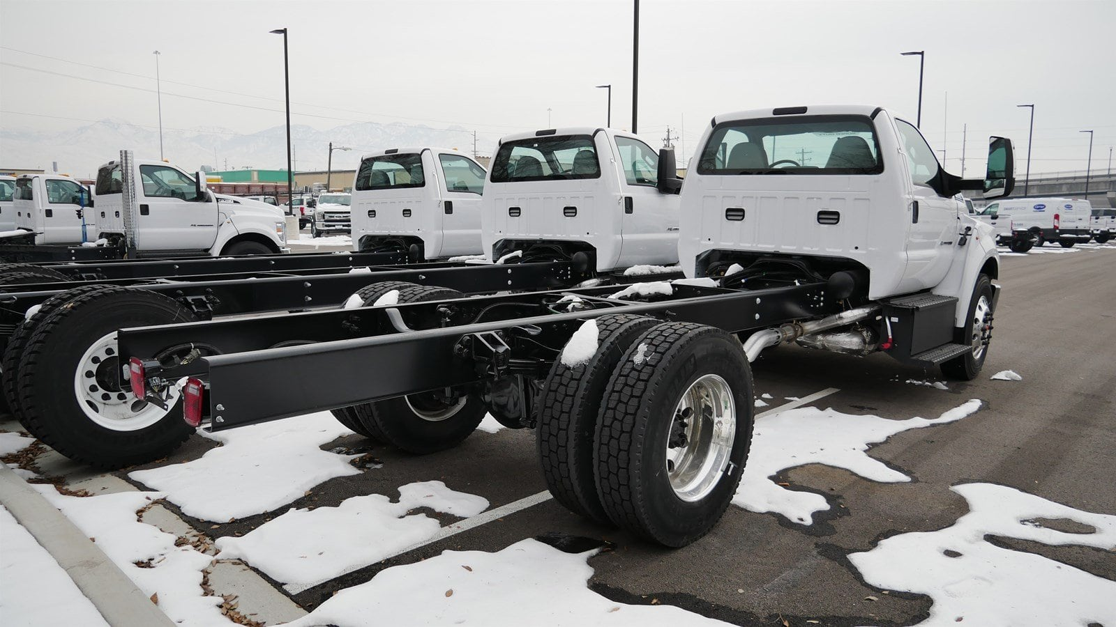 2018 F-650 Regular Cab DRW 4x2,  Cab Chassis #68216 - photo 2